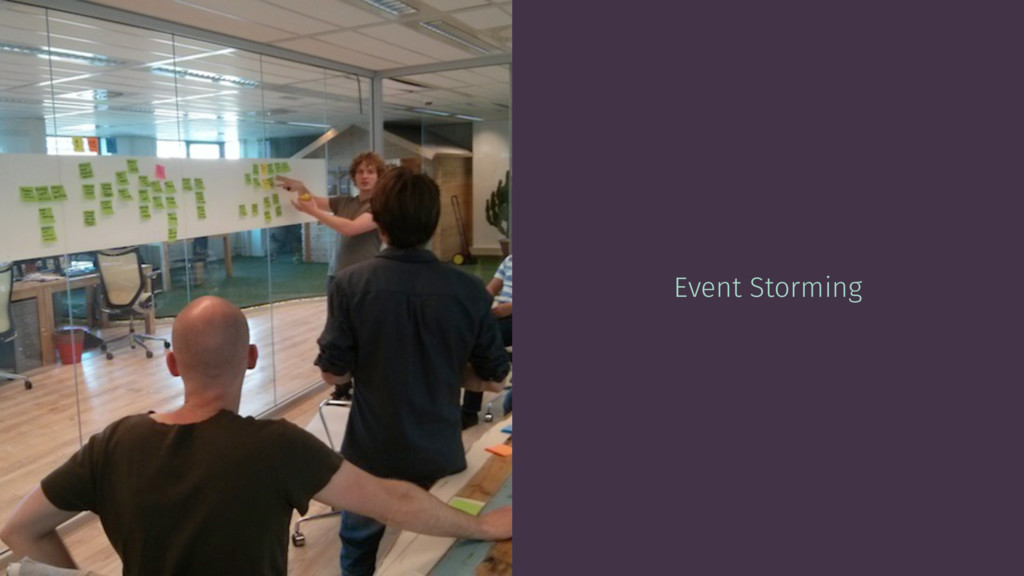 Event Storming
