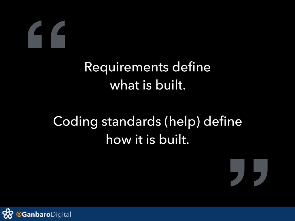 "@GanbaroDigital ""Requirements define what is bui..."