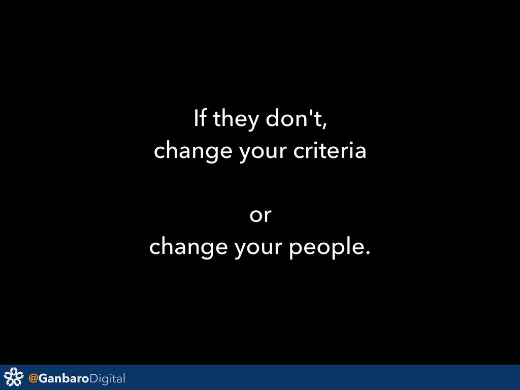 @GanbaroDigital If they don't, change your crit...