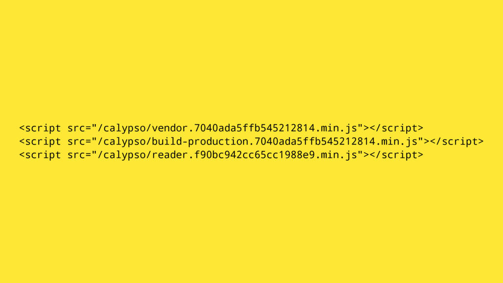 "<script src=""/calypso/vendor.7040ada5ffb5452128..."