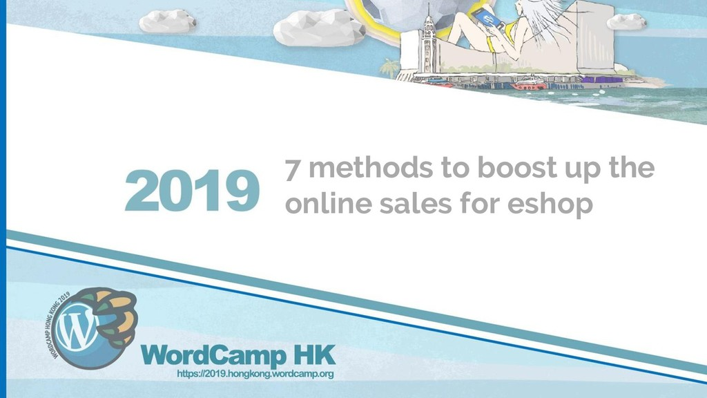 7 methods to boost up the online sales for eshop