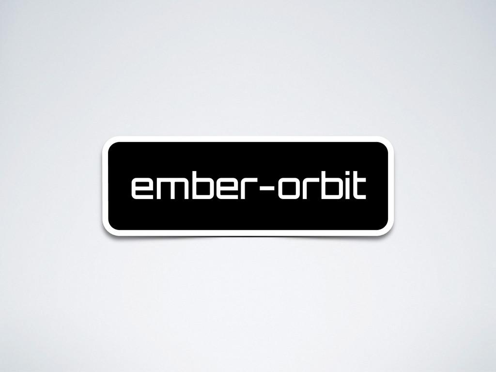 ember-orbit