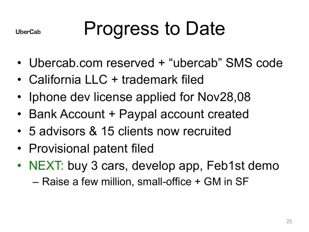 "Progress to Date • Ubercab.com reserved + ""uber..."