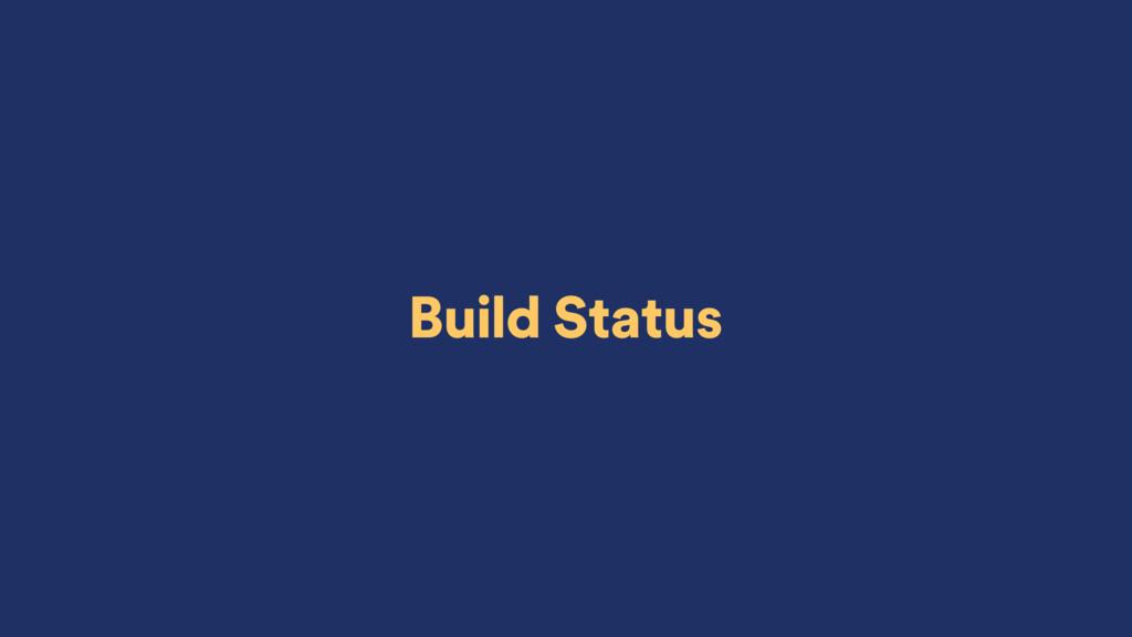 Build Status