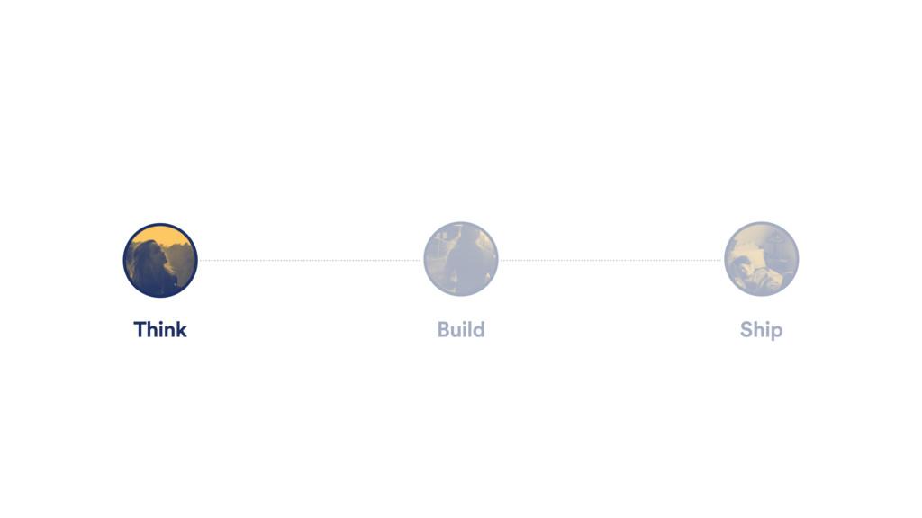 Think Build Ship