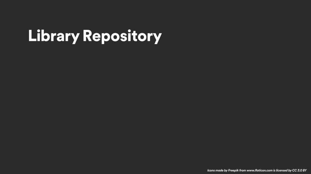 Library Repository Icons made by Freepik from w...