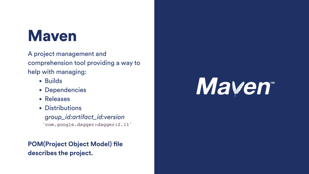 Maven A project management and comprehension to...
