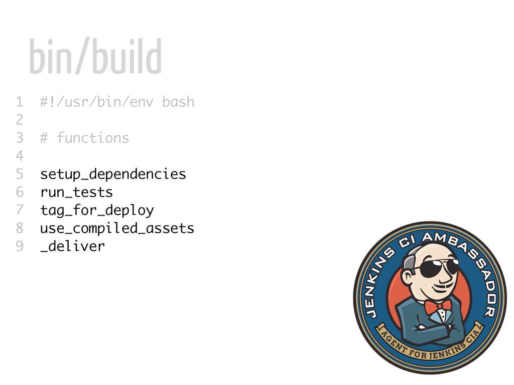 bin/build 1 #!/usr/bin/env bash 2 3 # functions...