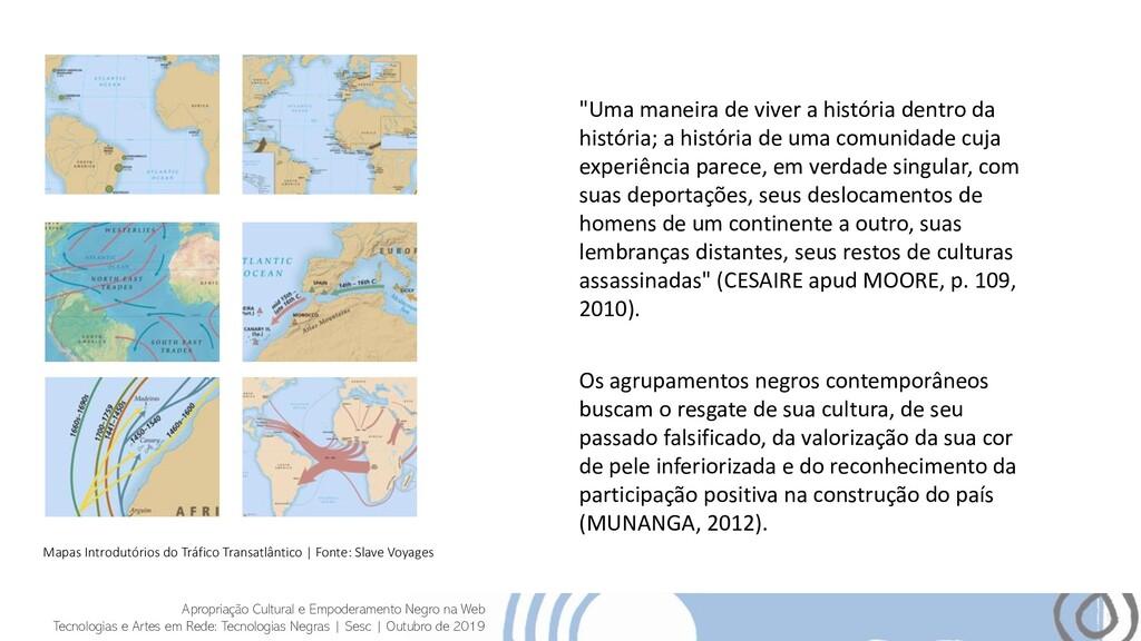 Apropriação Cultural e Empoderamento Negro na W...
