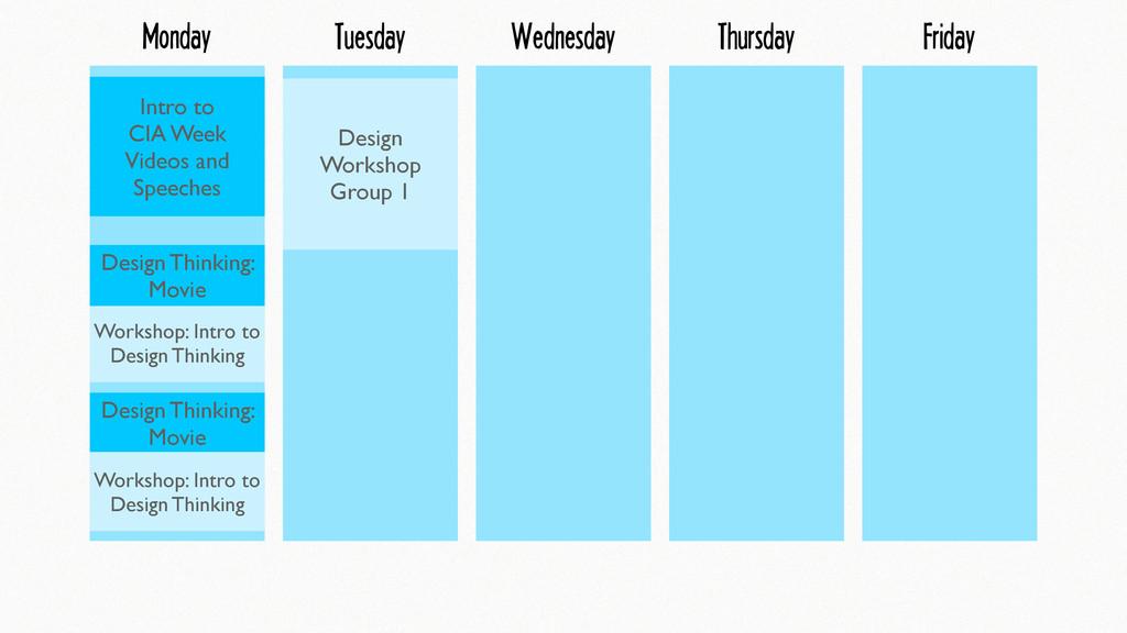 Monday Tuesday Wednesday Thursday Friday Design...