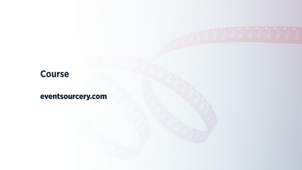 Course   eventsourcery.com