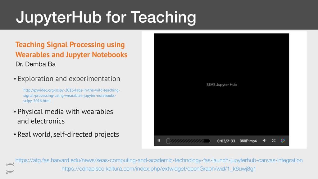 JupyterHub for Teaching https://cdnapisec.kaltu...