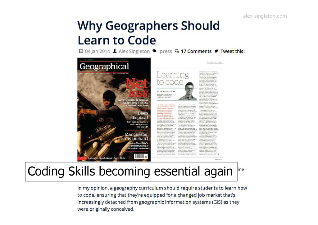 Coding Skills becoming essential again alex-sin...