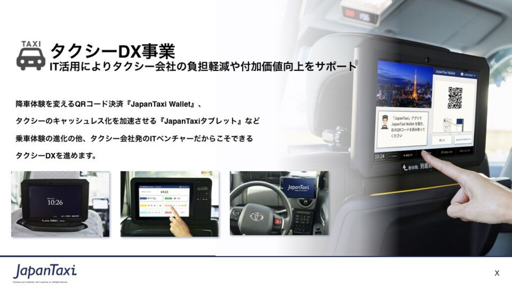6 Proprietary and Confidential ©2017 JapanTaxi, ...