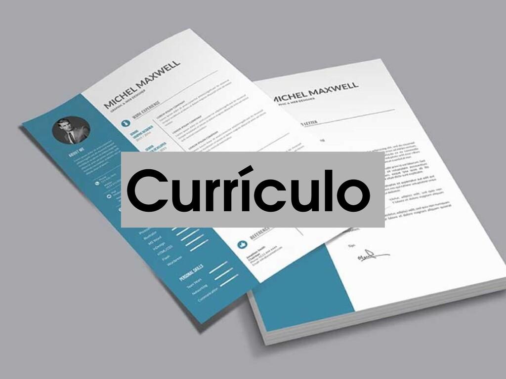 7 Currículo