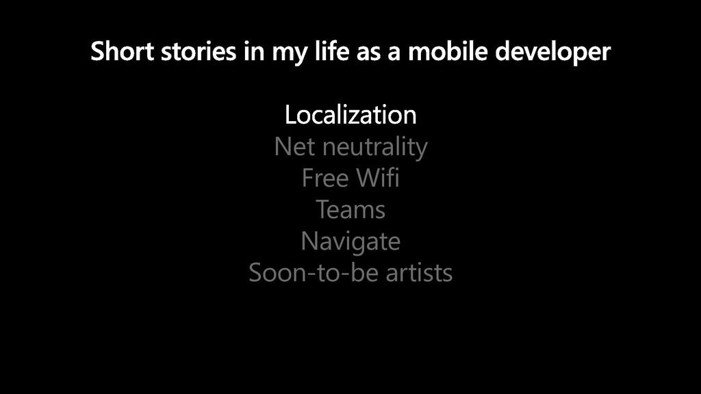 Net neutrality Free Wifi Teams Navigate Soon-to...
