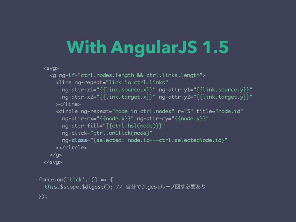 """With AngularJS 1.5 <svg> <g ng-if=""""ctrl.nodes.l..."""