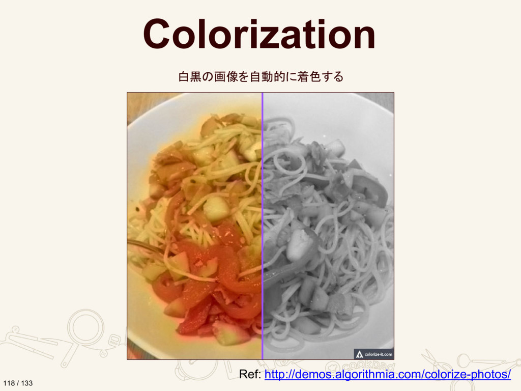 Ref: http://demos.algorithmia.com/colorize-phot...