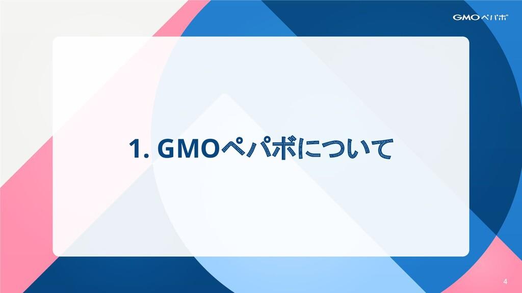 1. GMOペパボについて 4
