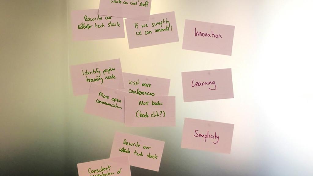 #agilemanc ACTIONS