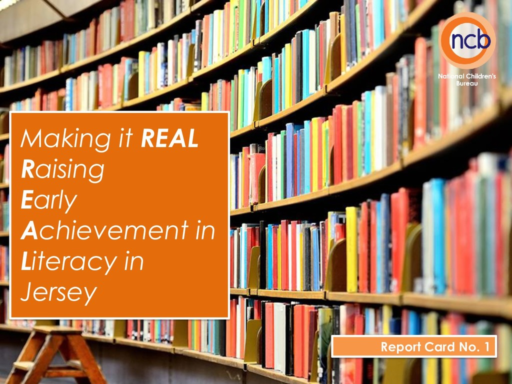 Making it REAL Raising Early Achievement in Lit...