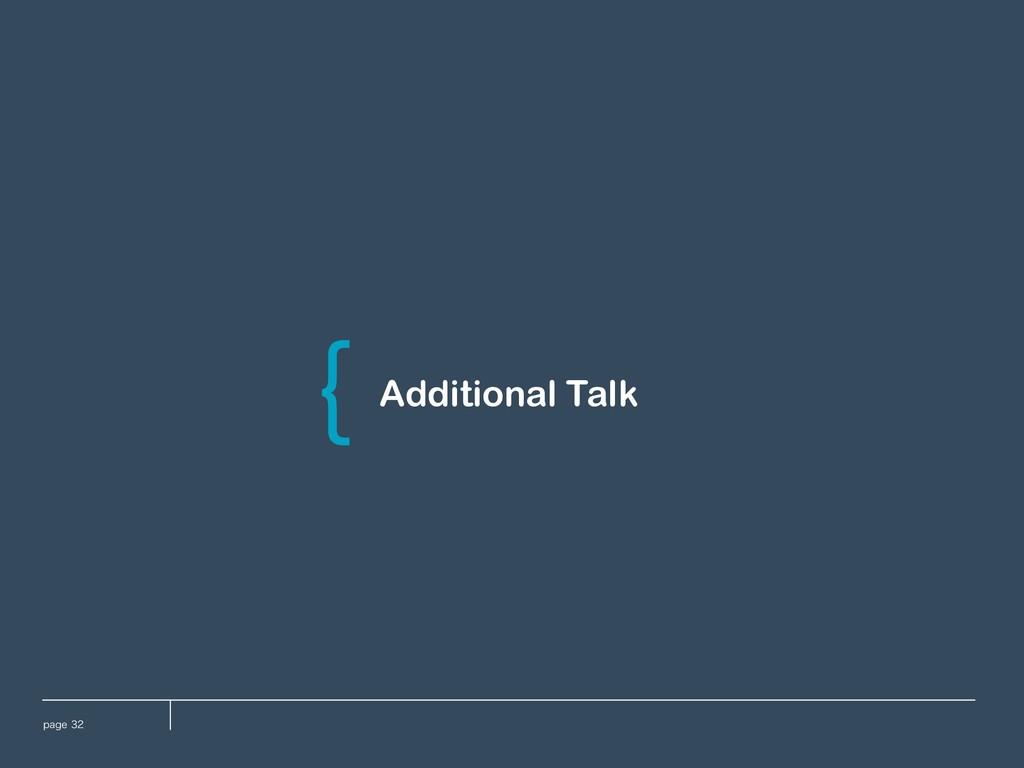 QBHF Additional Talk \