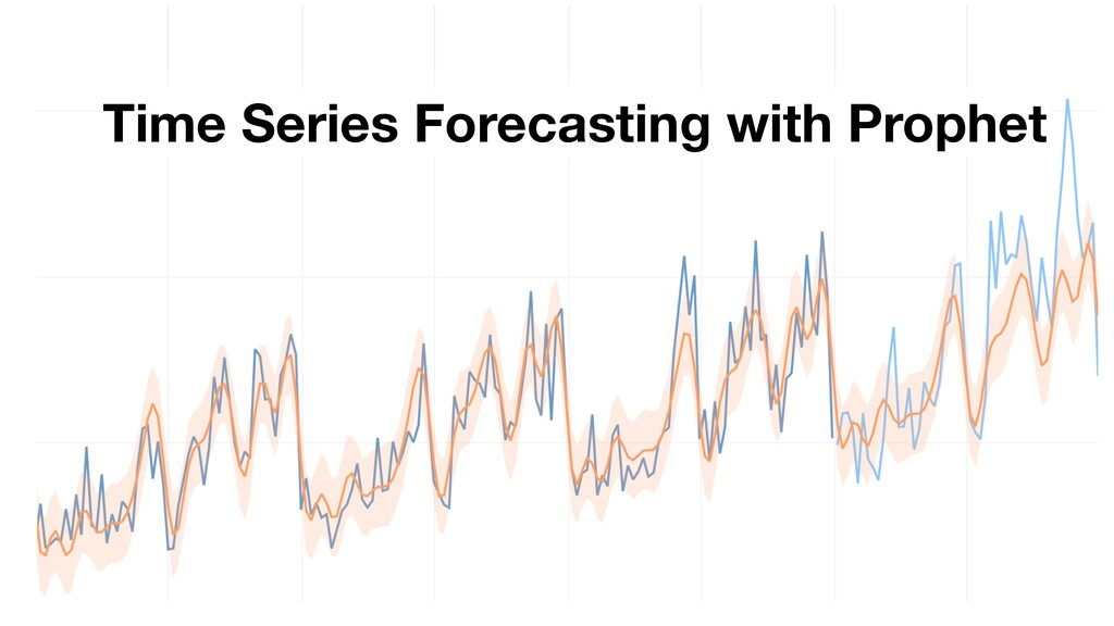 Time Series Forecasting with Prophet