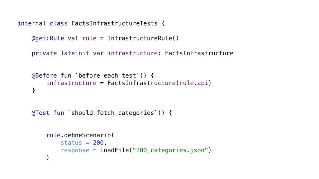 internal class FactsInfrastructureTests { @get:...