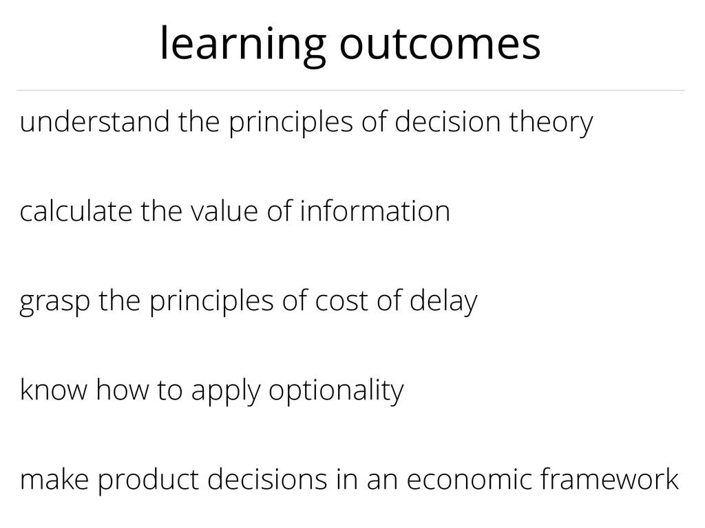 grasp the principles of cost of delay understan...