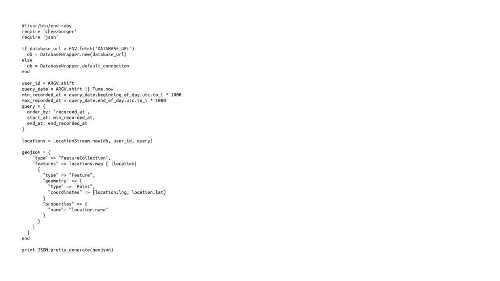 #!/usr/bin/env ruby require 'cheezburger' requi...