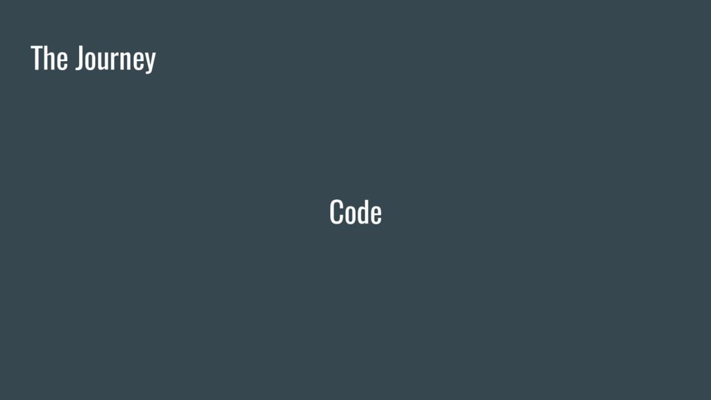 Code The Journey