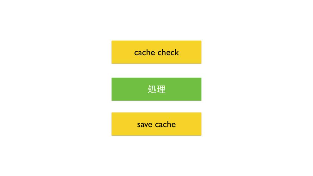 ॲཧ cache check save cache