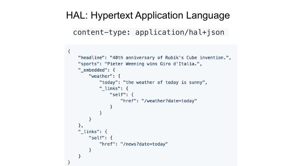 HAL: Hypertext Application Language content-typ...