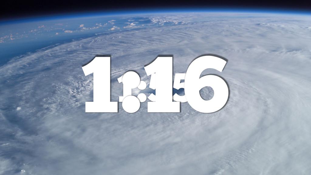 1:55 1:16