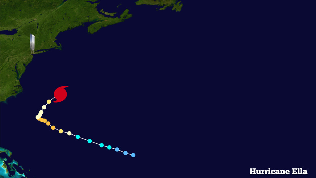 Hurricane Ella