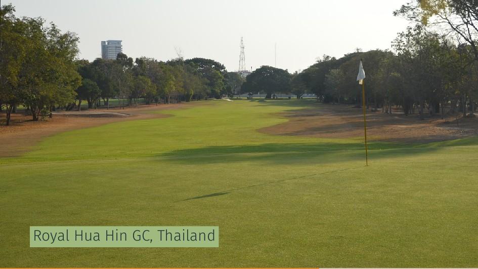 Royal Hua Hin GC, Thailand