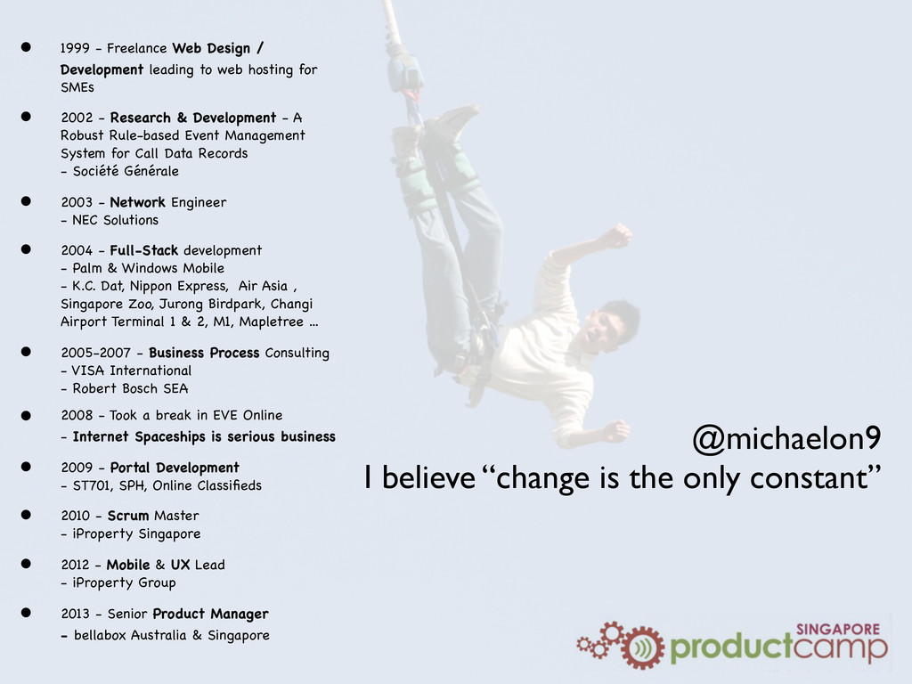 "@michaelon9 I believe ""change is the only const..."
