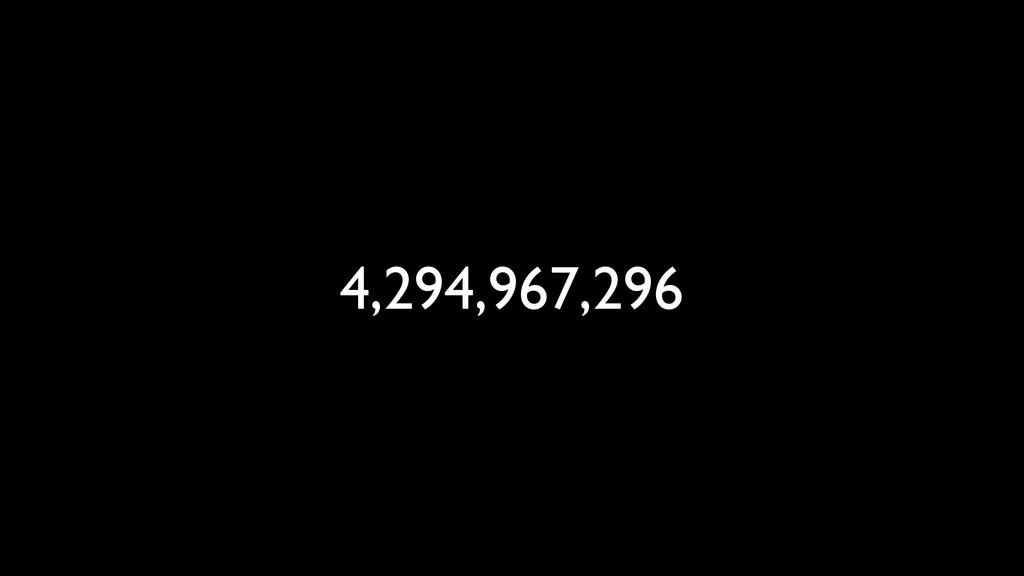 4,294,967,296