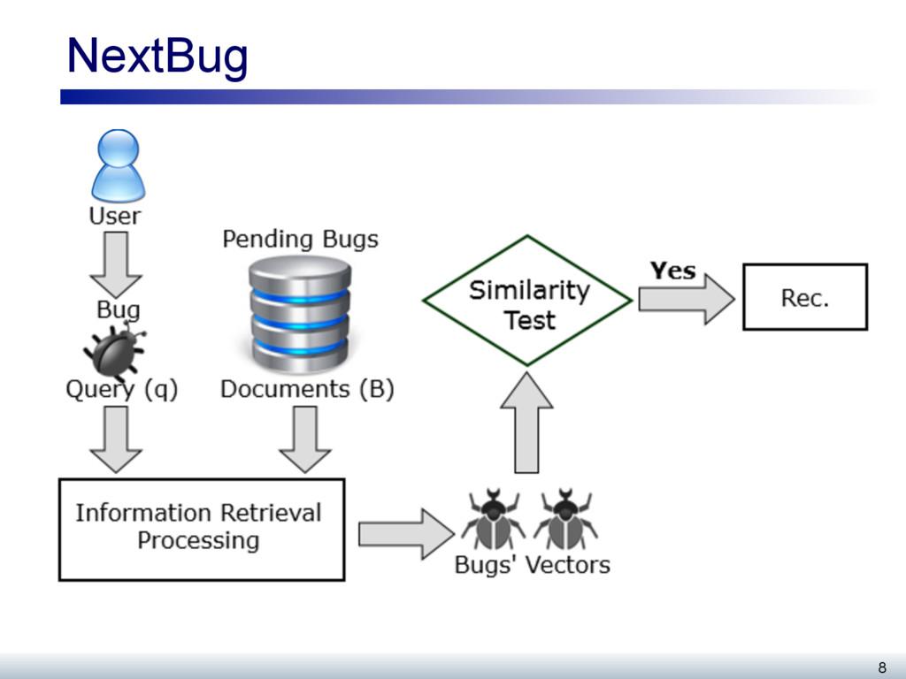 NextBug 8