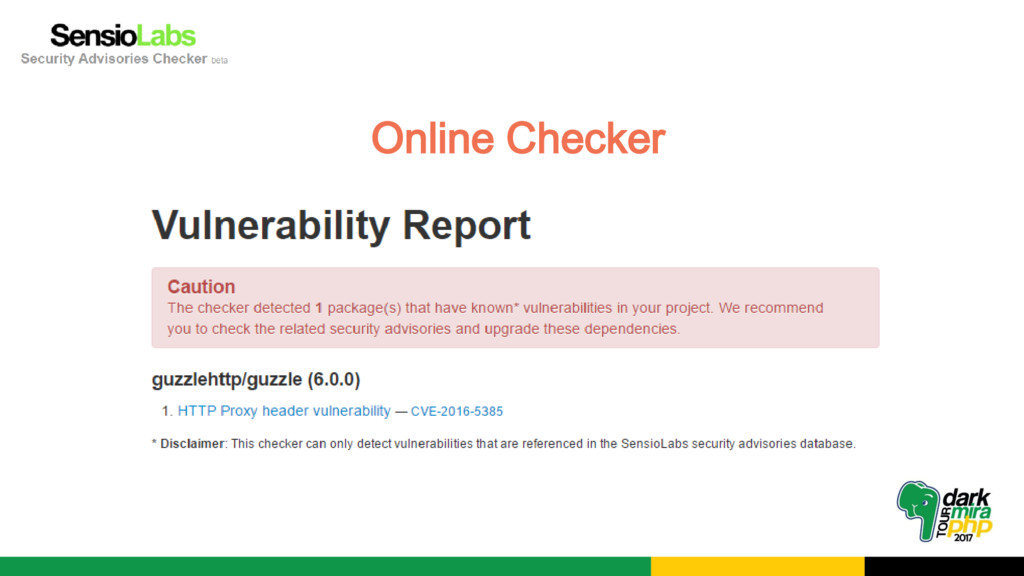 Online Checker