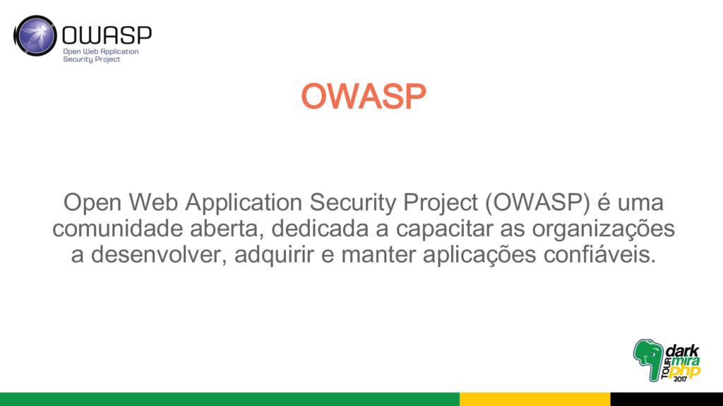 OWASP Open Web Application Security Project (OW...