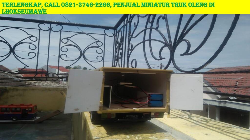 TERLENGKAP, Call 0821-3746-2266, Penjual Miniat...