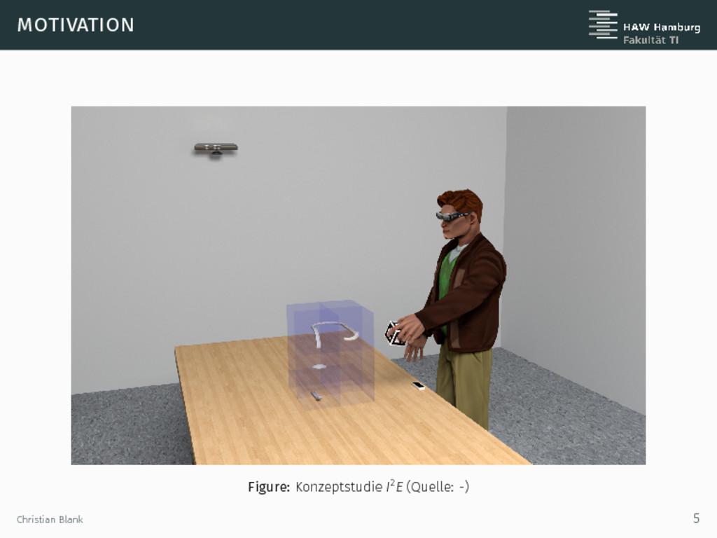 motivation Figure: Konzeptstudie I2E (Quelle: -...