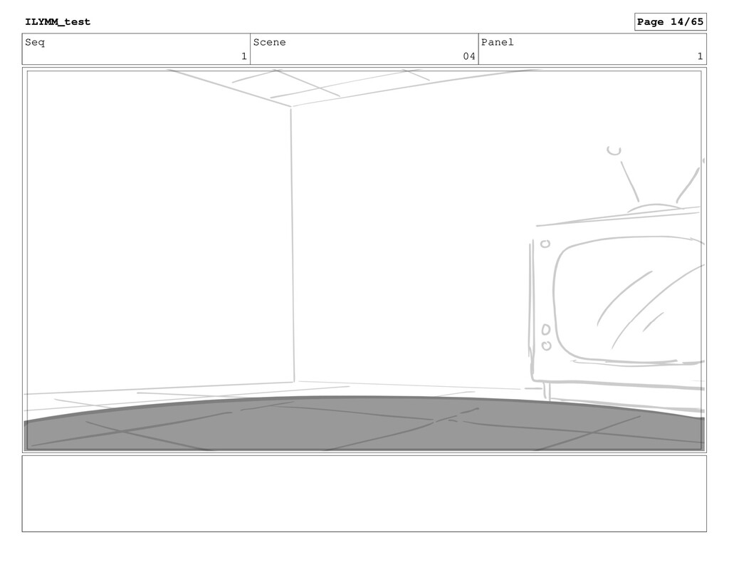 Seq 1 Scene 04 Panel 1 ILYMM_test Page 14/65