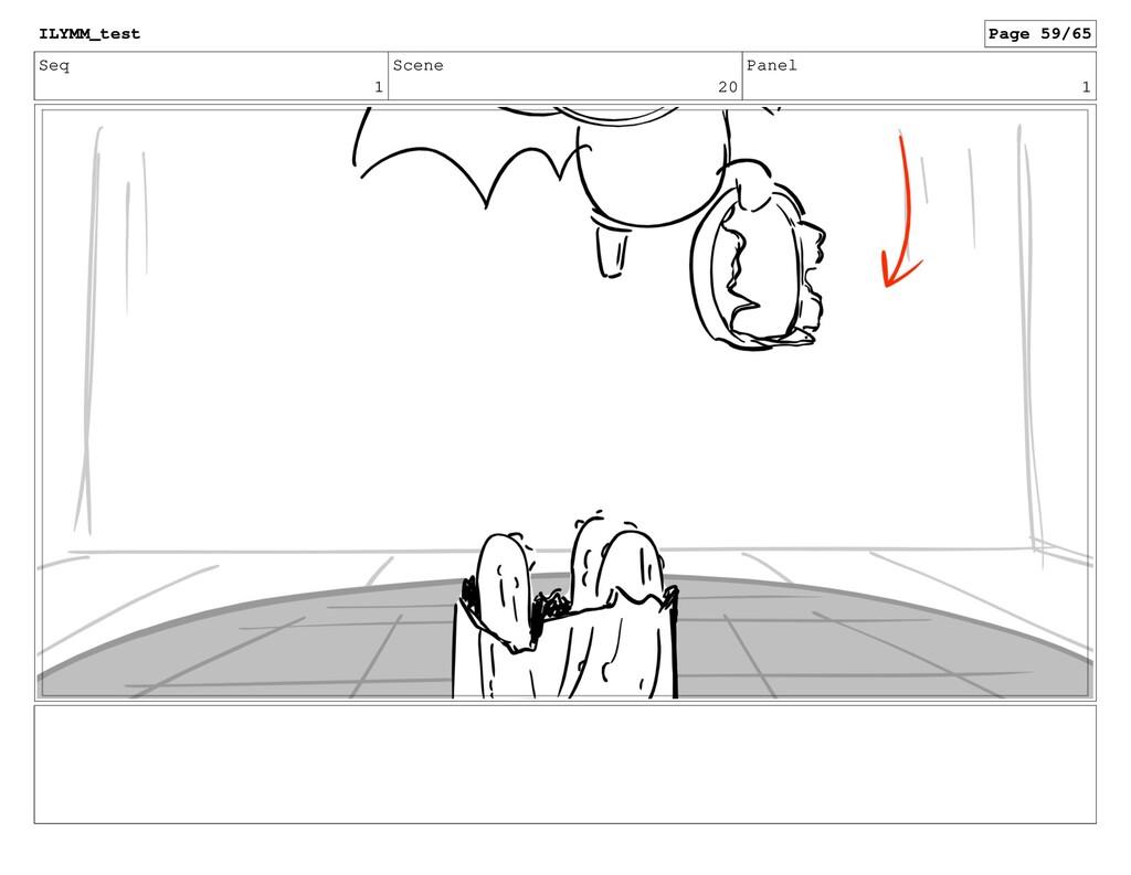 Seq 1 Scene 20 Panel 1 ILYMM_test Page 59/65