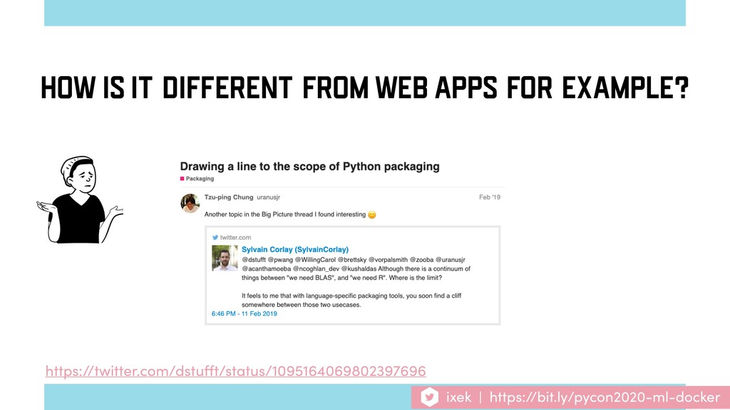 HOW IS IT DIFFERENT FROM WEB APPS FOR EXAMPLE? ...