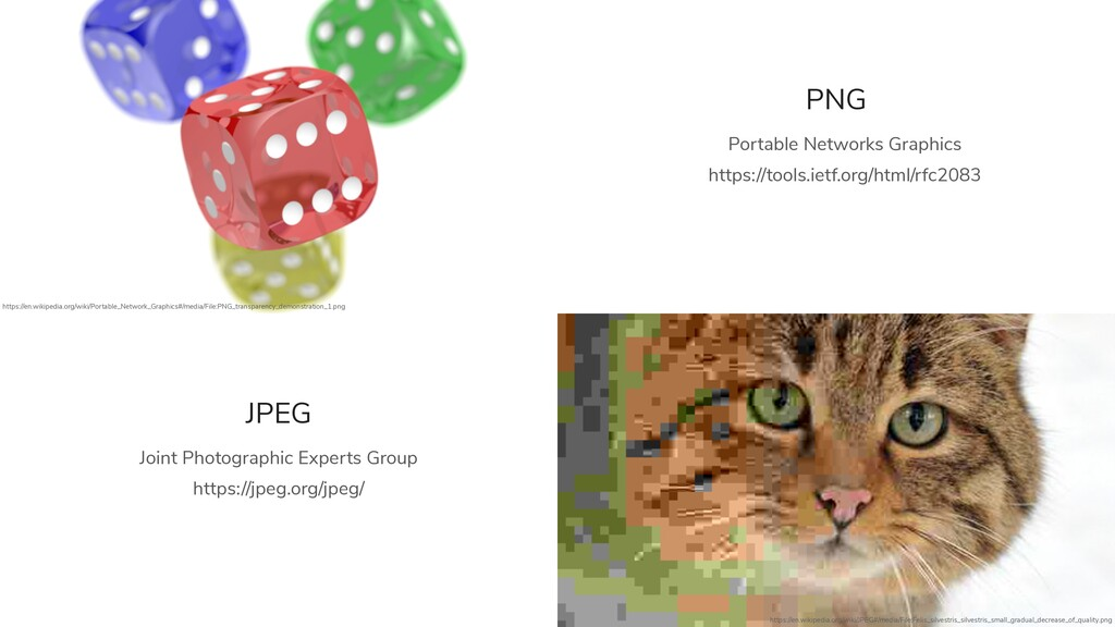 PNG Portable Networks Graphics   https://tools....