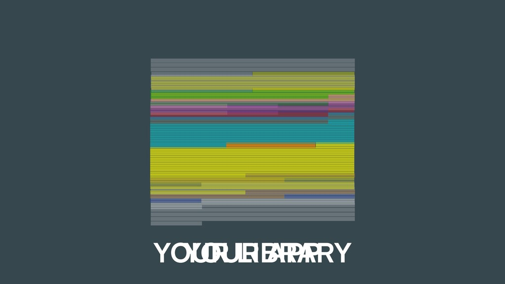 YOUR APP YOUR LIBRARY