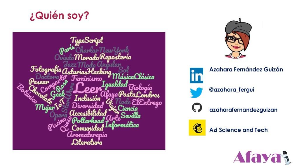 Azahara Fernández Guizán @azahara_fergui azahar...
