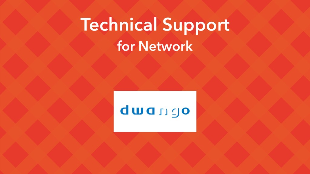 Technical Support for Network